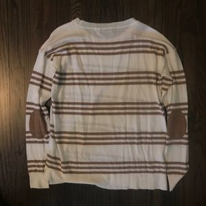 J. Crew Sweaters - J. Crew Merino Wool Sweater with Elbow Patches
